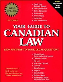 Your Guide to Canadian Law